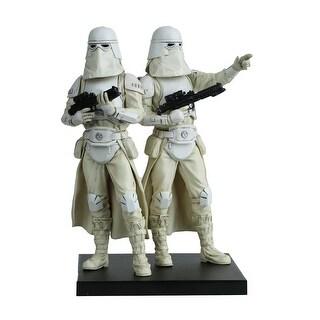 Kotobukiya Star Wars Snowtrooper Two Pack Statue