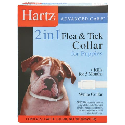 Hartz Puppy F&T Collar