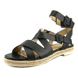 Marc Fisher Alysse Open Toe Leather Gladiator Sandal