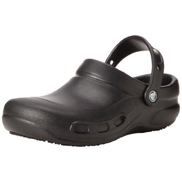 Crocs Bistro Roomy Fit, Black - m6/w6