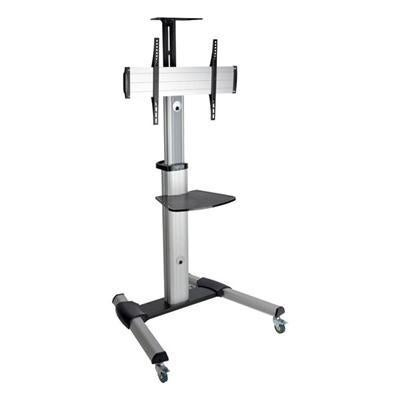 "Tripp Lite Mobile Tv Monitor Flat-Panel Floor Stand Cart Height-Adjustable Lcd 32-70"" Display (Dmcs3270xp)"