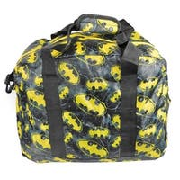 Batman Packaway Duffle Bag