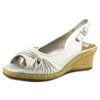 Bella Vita Sangria Too N/S Open Toe Synthetic Wedge Heel