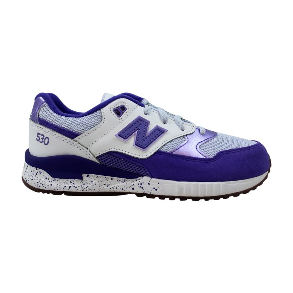 new balance 530 white blue