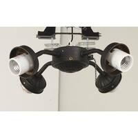 Craftmade EUB42 4-Light Ceiling Fan Light Kit
