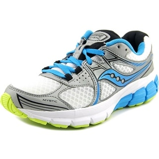 Saucony Grid Mystic Women Round Toe Synthetic Running Shoe