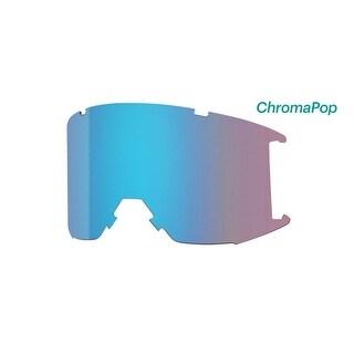 Smith Optics Squad Goggle Replacement Lens - ChromaPop Storm - SQD2CPC