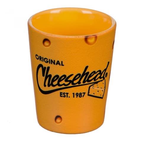 Green Bay Packers Cheesehead Shot Glass