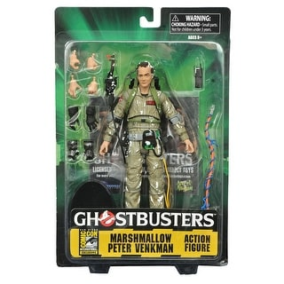 "Ghostbusters Marshmallow Peter Venkman 7"" Action Figure (SDCC Exclusive)"
