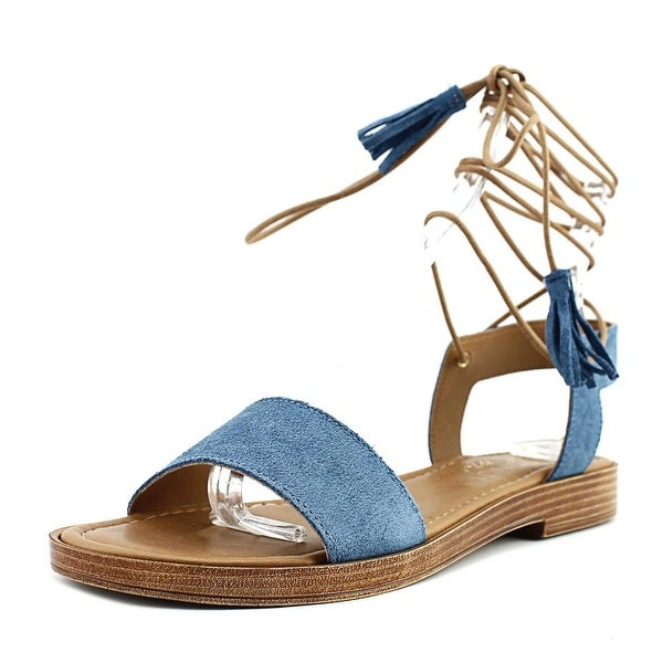 Coconuts By Matisse Sting Blue Sandals