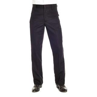 Circle S Pants Mens Poly Wool Western Dress Tuxedo Unhemmed CP6729