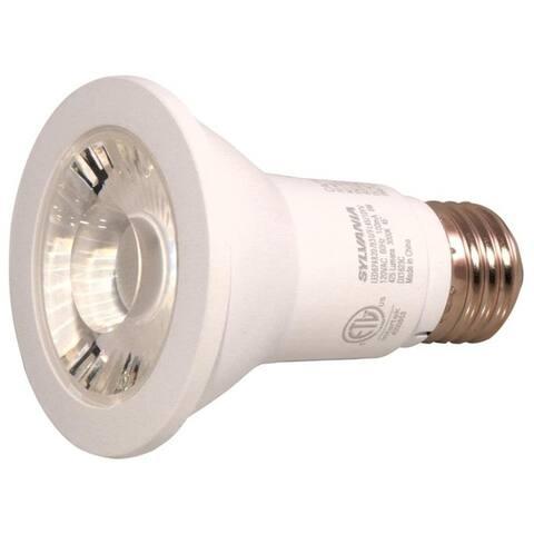 Sylvania 79279 PAR20 LED Light Bulb, 3000K