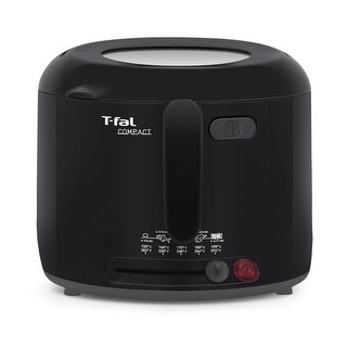 T-fal FF1228512 UNO Deep Fryer - Black