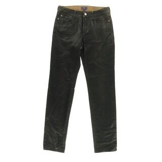 NYDJ Womens Skinny Jeans Coated Slimming - 4