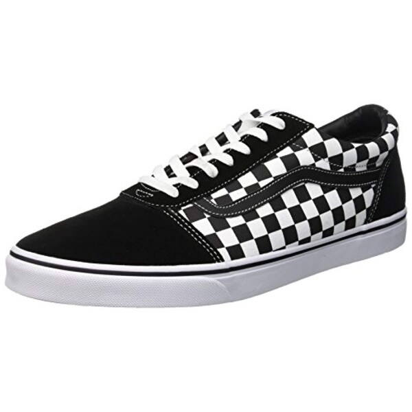 5a7f3a1483164a Shop Vans Men  S Ward Canvas Low-Top Sneakers