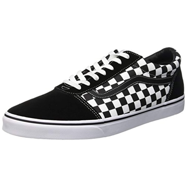 6fe583f5fa Shop Vans Men Ward Canvas Low-Top Sneakers