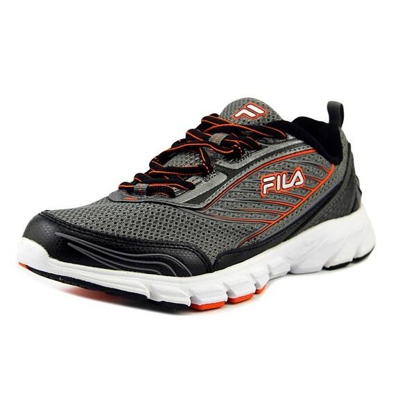 Fila Fila Forward Men Round Toe Synthetic Gray Sneakers