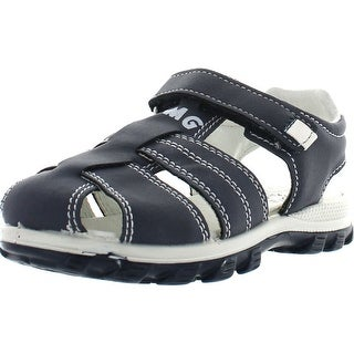 Primigi Boys Batista Closed Toe Fisherman Leather Sandals