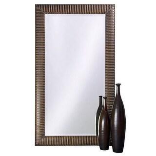 """Howard Elliott 6062 Alexander 82"""" x 46"""" Oversized Leaner Mirror"""