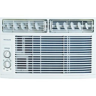 Frigidaire FFRA0811R1 8000 BTU Window Mounted Air Conditioner with Anti-Bacterial Mesh Filters - White - N/A