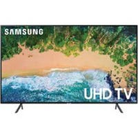 Samsung SASUN50NU7100F 50 in. LED Flat 4K HDR TV - Black