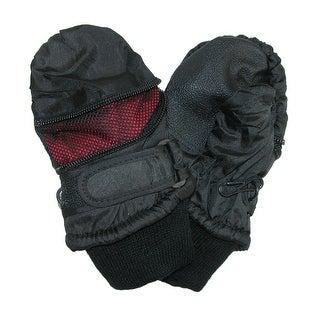 CTM® Kids' Waterproof Winter Mittens - One Size