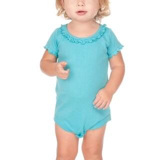 Kavio! Infants Sunflower Short Sleeve