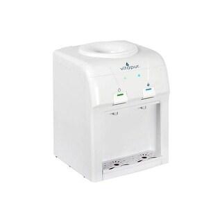 Vitapur VWD2036W Countertop Water Dispenser Room & Cold - White