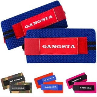 Sling Shot Gangsta Wraps Level 3 Elastic Weightlifting Training Wrist Supports|https://ak1.ostkcdn.com/images/products/is/images/direct/eb4d21afc57ef8dc3d4cf47cbf39f389f47f7115/Sling-Shot-Gangsta-Wraps-Level-3-Elastic-Weightlifting-Training-Wrist-Supports.jpg?impolicy=medium