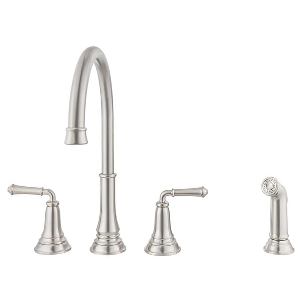 American Standard 4279.701 Delancey Double Handle Widespread Kitchen. Opens flyout.