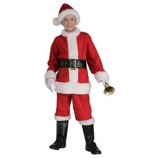 Santa Claus Suit (2 options available)