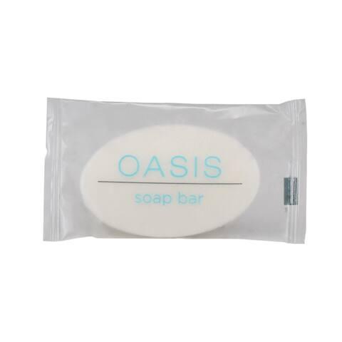 Oasis 13 gram Soap Bar- Oval - 1000/cs