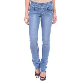 Lola Pull On Straight Jeans, Catherine-MLB
