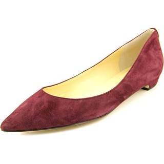 Ivanka Trump Tizzy Pointed Toe Suede Flats