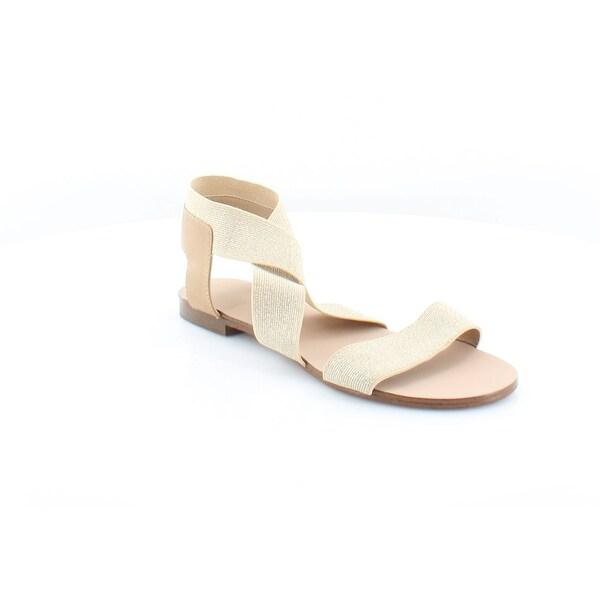 Shop Splendid Gold Cassandra Women's Sandals Gold Splendid - - 23549301 544417