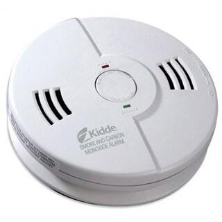 Kidde 900-0102 Battery-Operated Combination Smoke & CO Alarm w/ Talking Alarm