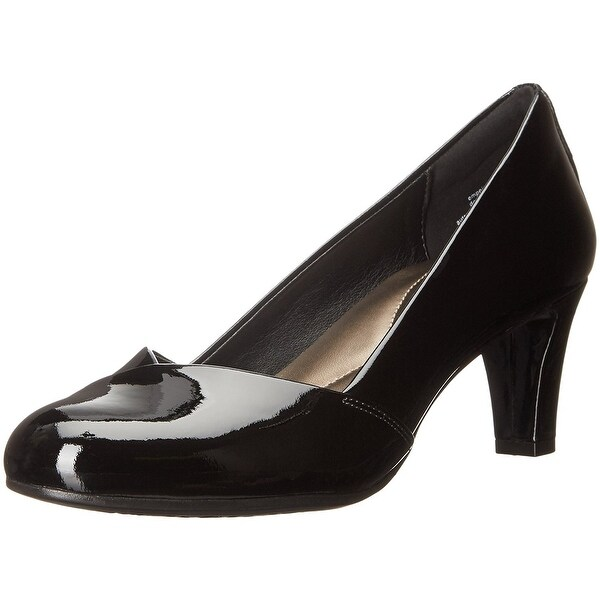 Easy Spirit Womens Albie Round Toe Classic Pumps
