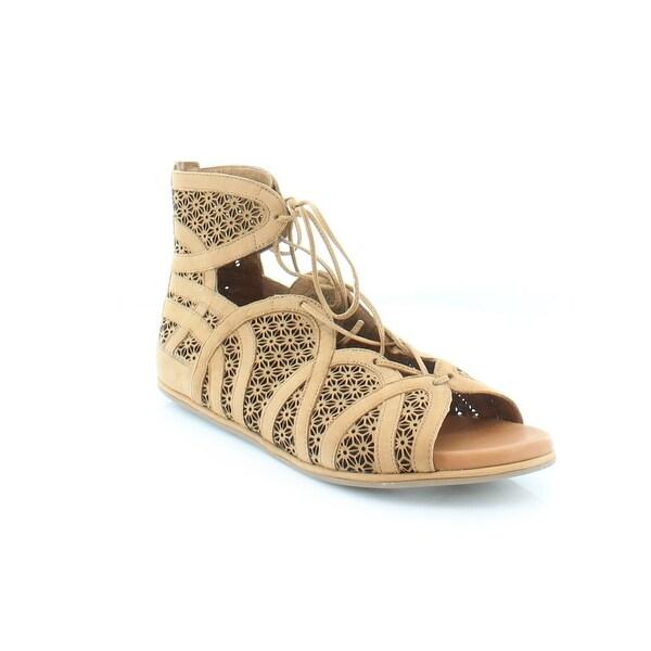 Gentle Souls Becka Women's Sandals & Flip Flops Sand - 8