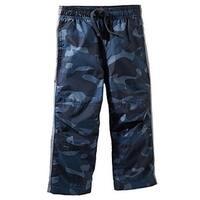 OshKosh B'gosh Baby Boys' Blue Camo Mesh Lined Athletic Pants - 6 Months
