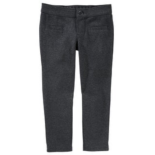 OshKosh B'gosh Baby Boys' Pull-On Ponte Pants