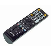 OEM Onkyo Remote Control Originall Shipped With: HTR494, HT-R494, HTS5800, HT-S5800, TXSR343, TX-SR343