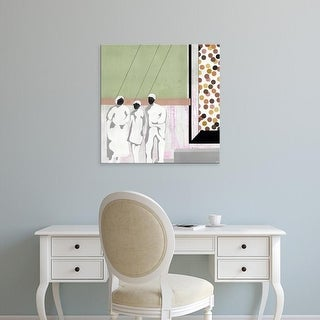 Easy Art Prints Nicolai Kubel Olesen's 'I'm Hung up' Premium Canvas Art