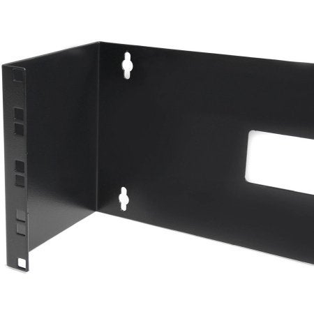 Startech - 4U 19In Hinged Wall Mounting Bracket For Patch Panels