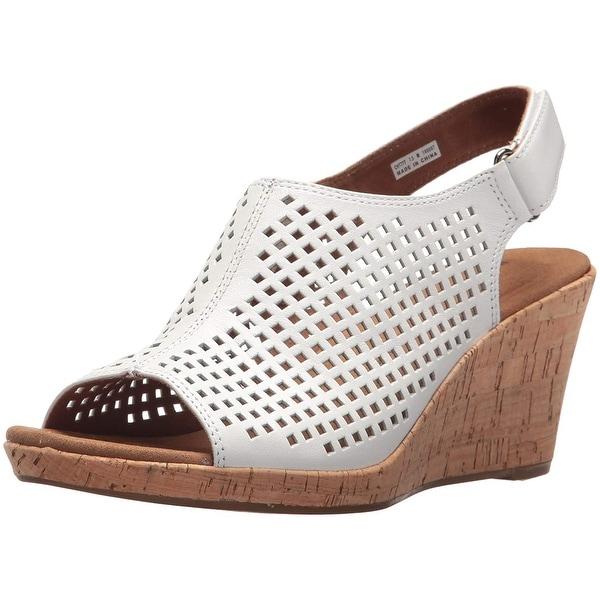 Buy White Rockport Women's Sandals