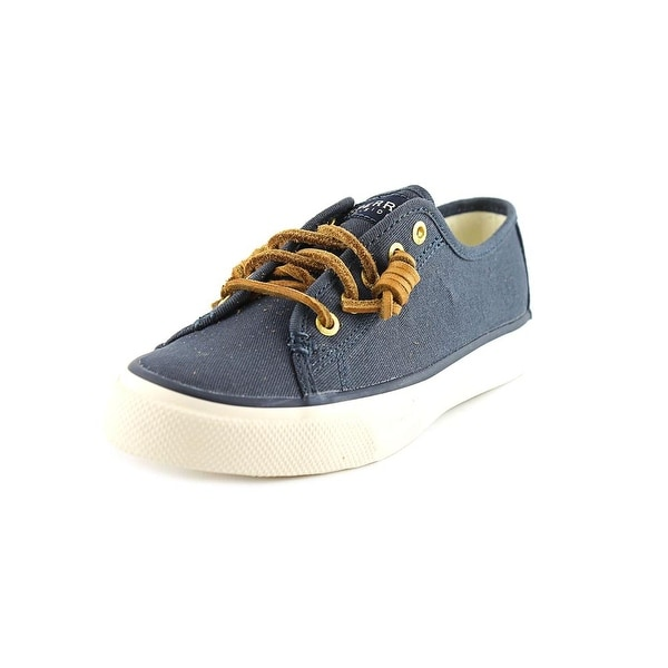 Sperry Top Sider Seacoast  Women   Canvas Blue Fashion Sneakers