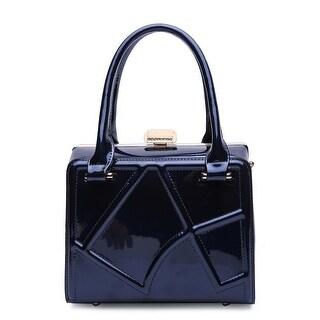 Style Strategy Jenny Patent Leather Bag