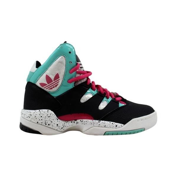 3853d45a842dc Shop Adidas GLC Green Black-Pink G65792 Women s - On Sale - Free ...