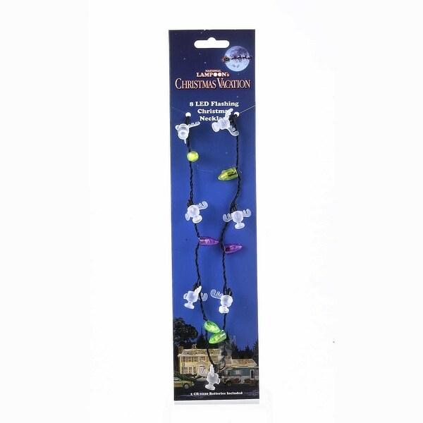 National Lampoon LED Moose Mug Necklace