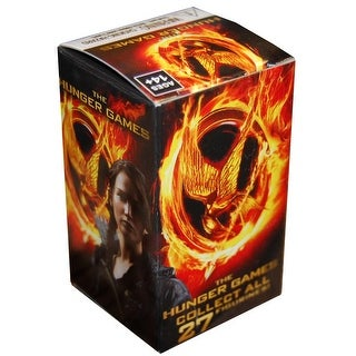 The Hunger Games Collectible Figure: Single Random Figure - multi