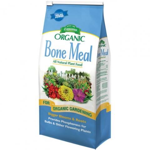 EspomaA BM10 Organic All Natural Plant Food, 4-12-0, 10 Lbs